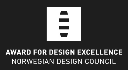 Award for design excellence